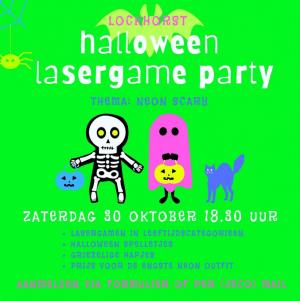 Jeugd Halloween Party